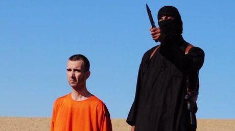 David Haines, secuestrado por el ISIS