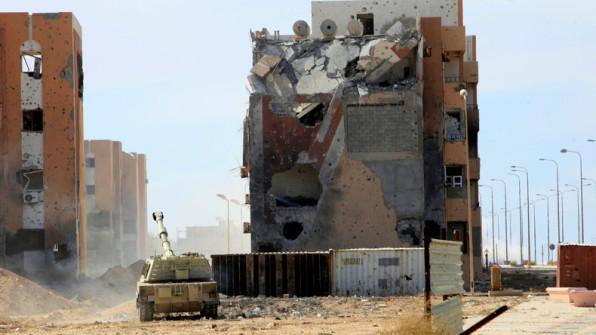 EN LA LIBIA DE 2017 PUEDE DECIRSE QUE EL CAOS SE HA INSTALADO GRACIAS A OCCIDENTE Y A SU BRAZO TERRORISTA, LA OTAN